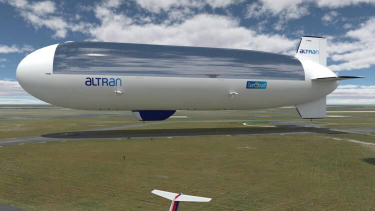Train du futur : Altran (Capgemini) s'allie avec HyperloopTT