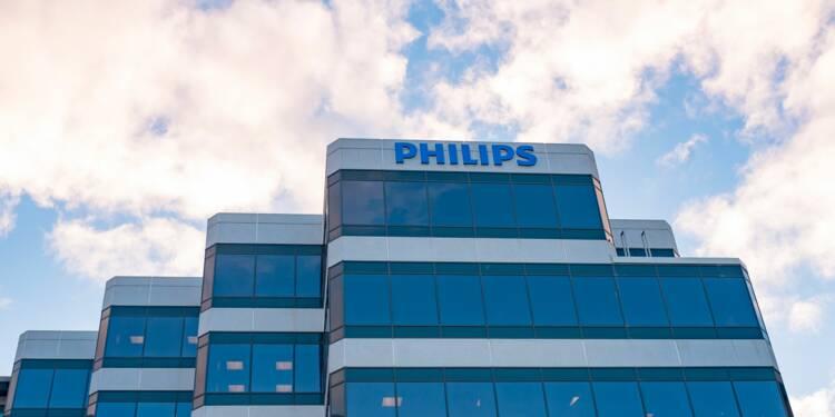 Philips abandonne l'électroménager pour se recentrer sur la santé