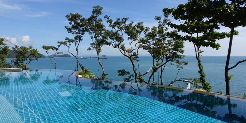 Ce très étonnant projet d'hôtel en plein milieu de l'océan Indien