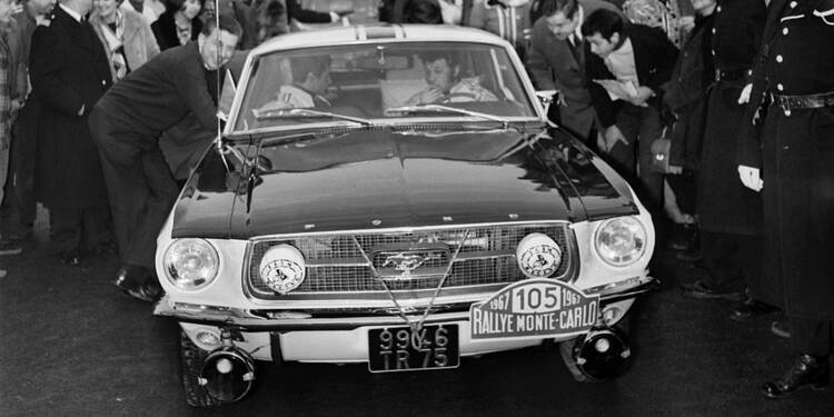 La Ford Mustang 390 GT Coupé de Johnny est à vendre