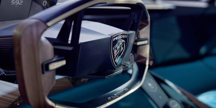 Peugeot va-t-il changer de logo ?