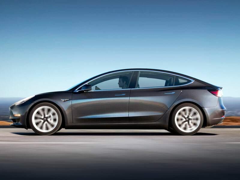 Tesla 3 : la dernière surprise d'Elon Musk