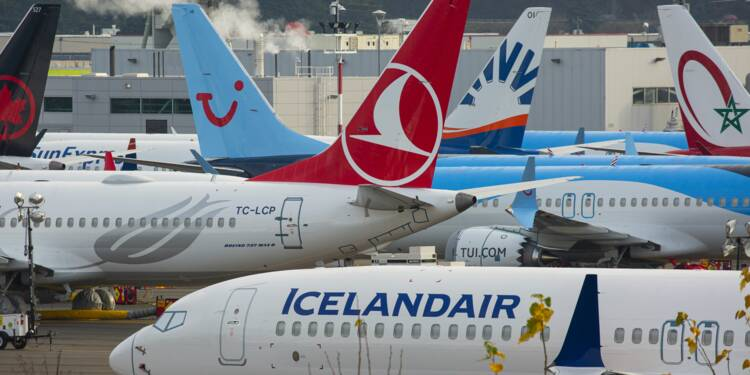 Boeing accuse sa première perte en 23 ans