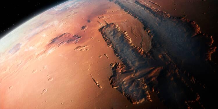 À pourvoir d'ici le 5 février : responsable du retour des échantillons de Mars
