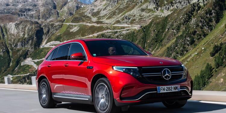 Audi e-Tron, Mercedes EQC... ces 10 SUV électriques misent sur le luxe