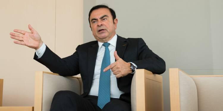 Le cabinet d'un ex-avocat de Carlos Ghosn perquisitionné