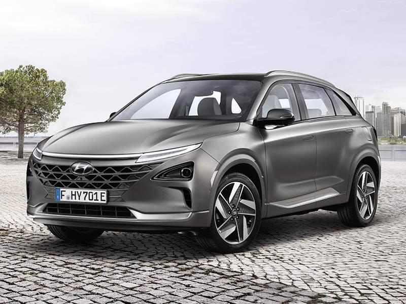 Hyundai Nexo : le début d'une révolution à l'hydrogène?