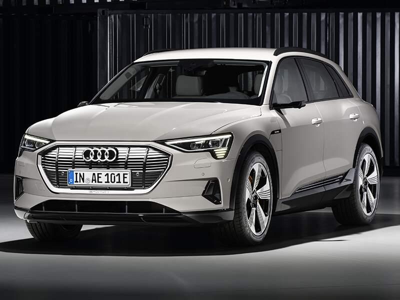 Audi e-Tron : un bel engin de haute technologie