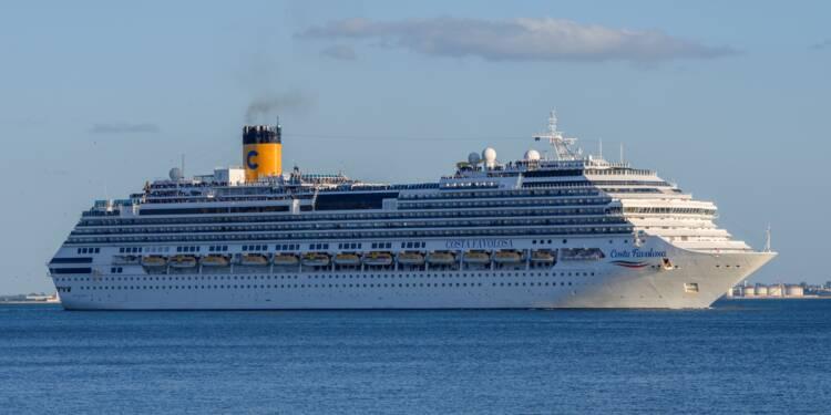 7.000 croisiéristes bloqués dans un navire Costa à cause du Coronavirus