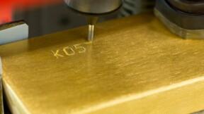 """""""L'or sera dopé par la banque centrale des Etats-Unis, qui veut plus d'inflation"""""""