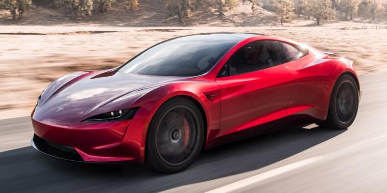 Tesla : les actions bientôt divisées par 5