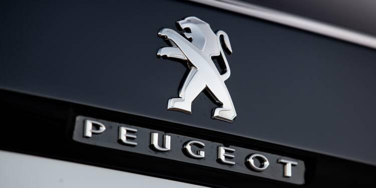 PSA Peugeot-Citroën maintient son objectif de profits, malgré un coup d'arrêt brutal