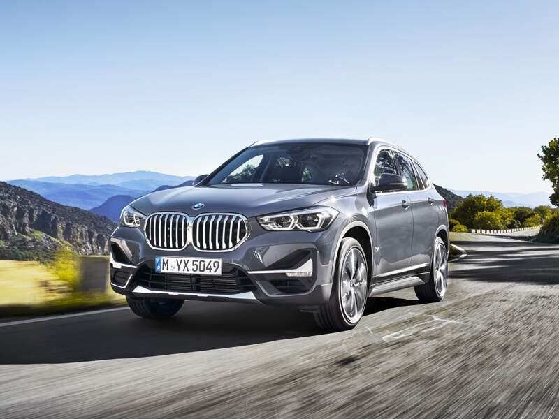 BMW X1 : une consommation optimisée