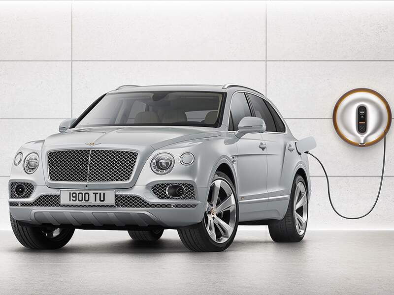 Bentley Bentayga Hybrid : un sommet d'élégance so british !