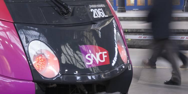 Des passagers bloqués 7 heures dans des trains dans le Val-d'Oise