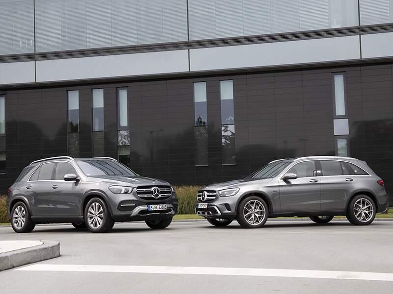 Mercedes GLC et GLE : des nouvelles étoiles ambitieuses