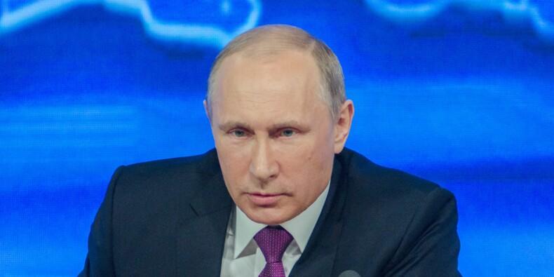 Poutine assure qu'il n'y a pas de guerre informatique Russie - Etats-Unis