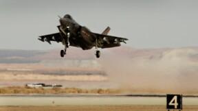 Un rapport met à jour un gros défaut sur l'avion de chasse américain F-35