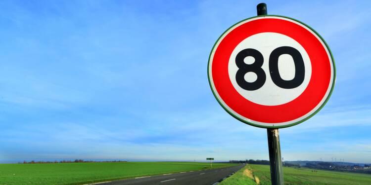 Sécurité routière : de très bons chiffres 2019 dus aux 80 km/h ?