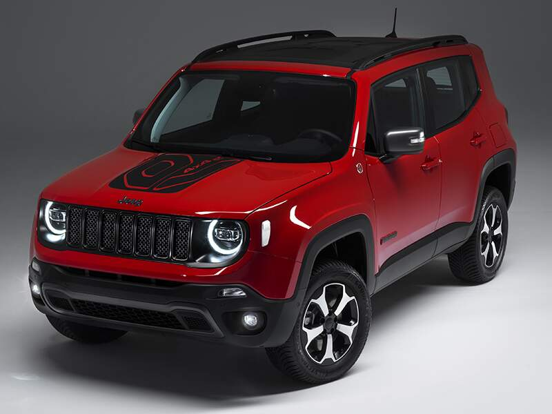 Jeep Renegade PHEV : le goût de l'aventure propre