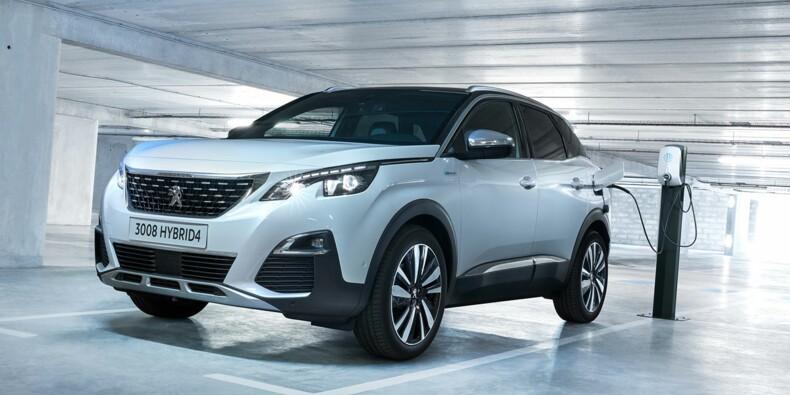 La Peugeot 3008 hybride rechargeable va-t-elle plaire ?