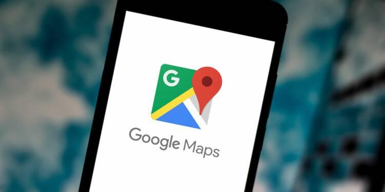 Un artiste réussit à berner Google Map en se baladant avec 99 smartphones