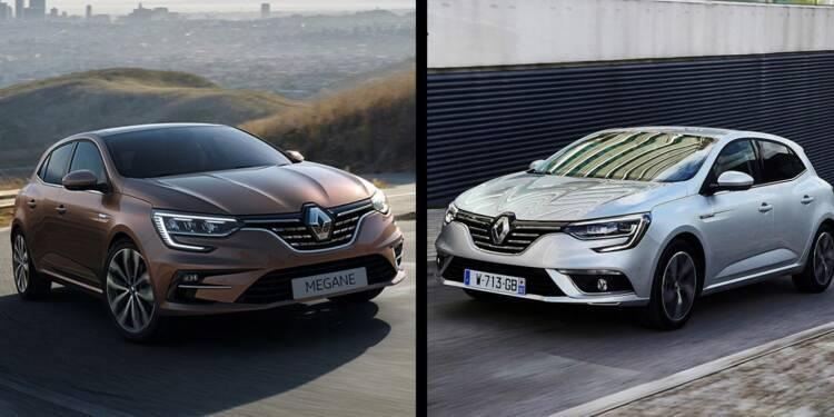 Renault Mégane 2020 : moteur hybride, RS Line… tout ce qui change