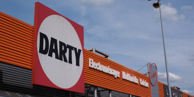 Fnac Darty s'engage à rembourser son PGE d'ici avril et au retour des dividendes
