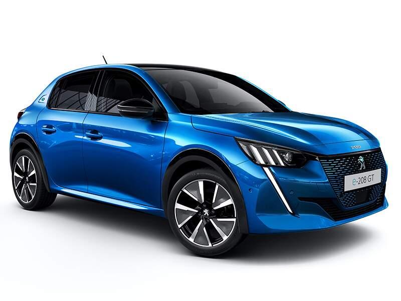 Peugeot e-208 : dans la lignée de ses devancières
