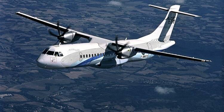Les ATR 72-600 d'Air France ont pris leur retraite