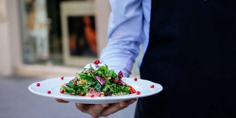 """Le """"BON Menu"""" dans des restaurants Michelin pour les producteurs et les soignants"""