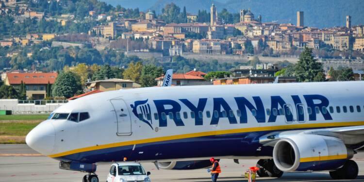Ryanair dans le collimateur de Londres pour publicités trompeuses sur les émissions de CO2