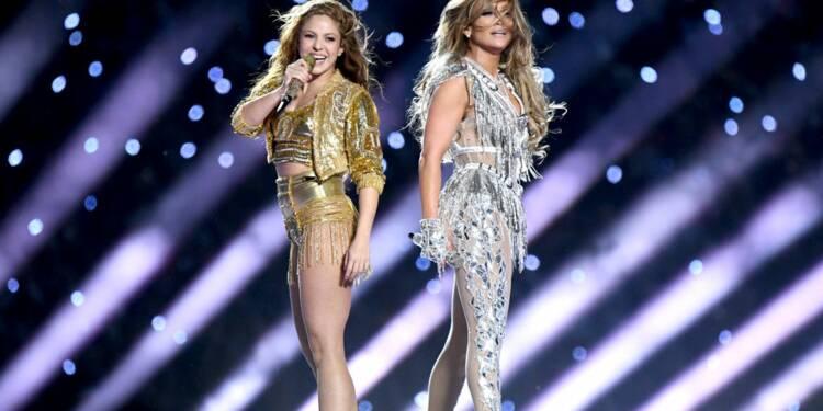 Depuis leur show au Super Bowl, les ventes de titres de Shakira et J-Lo explosent