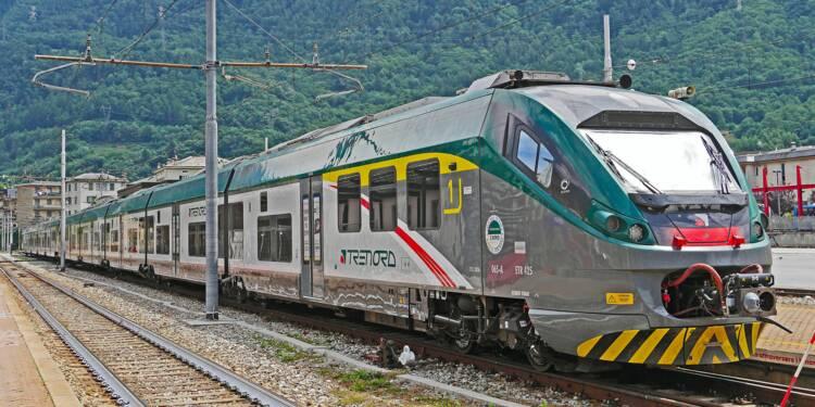 Alstom remporte un gros contrat en Allemagne pour des trains