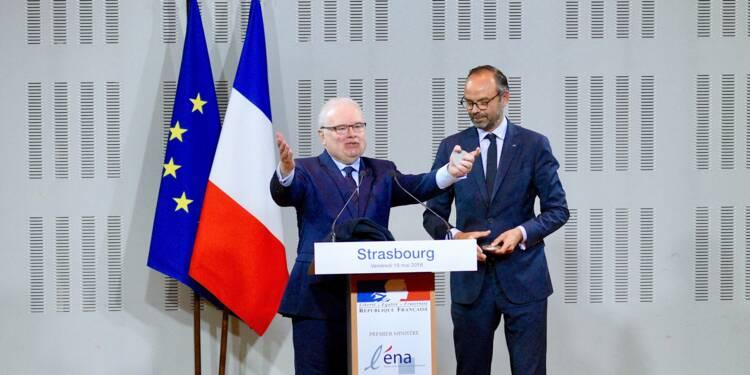 """La nouvelle promotion de l'ENA est-elle aussi """"diversifiée"""" que l'affirme un rapport remis à Edouard Philippe ?"""