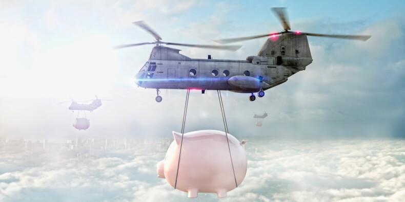 """""""Hélicoptère monétaire"""", taux négatifs… que fera la Banque centrale des Etats-Unis face à la récession?"""