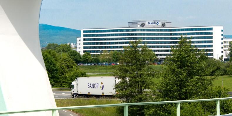 Sanofi : résultat net en forte hausse au deuxième trimestre