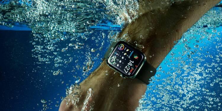 Apple vend désormais plus de montres que toutes les marques suisses réunies