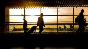 La fréquentation des aéroports parisien chute en novembre