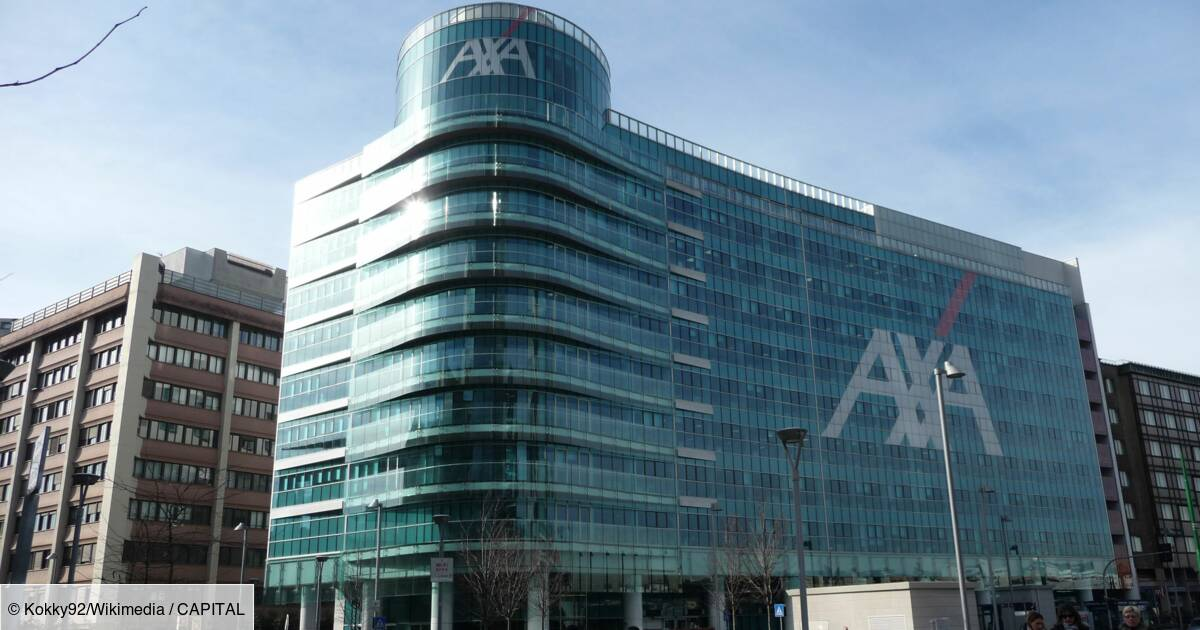 Axa s'engage à racheter jusqu'à 319,4 millions d'euros de ses propres actions