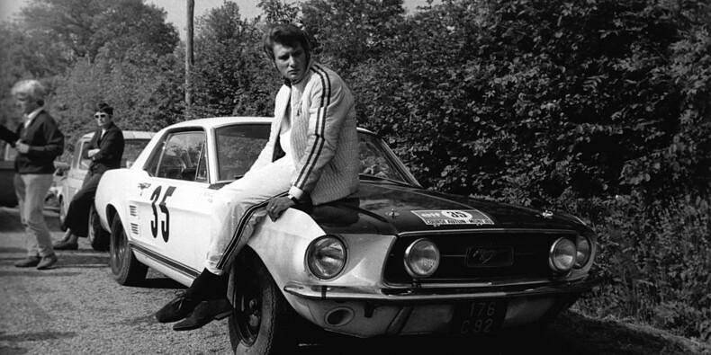 La mythique Ford Mustang de Johnny Hallyday vendue aux enchères
