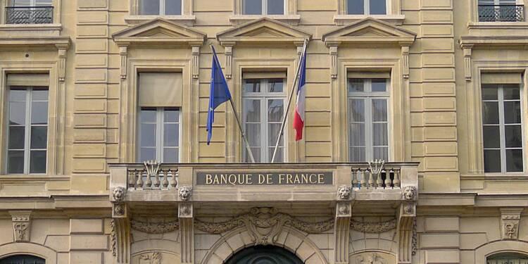Rebond de la croissance attendu par la Banque de France au 1er trimestre 2020