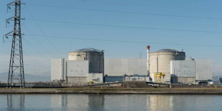 La centrale de Fessenheim ferme progressivement