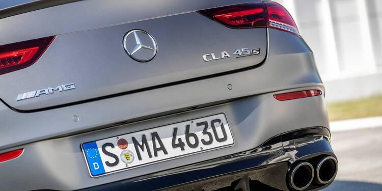 """Daimler : le bénéfice net en chute libre après le """"dieselgate"""""""