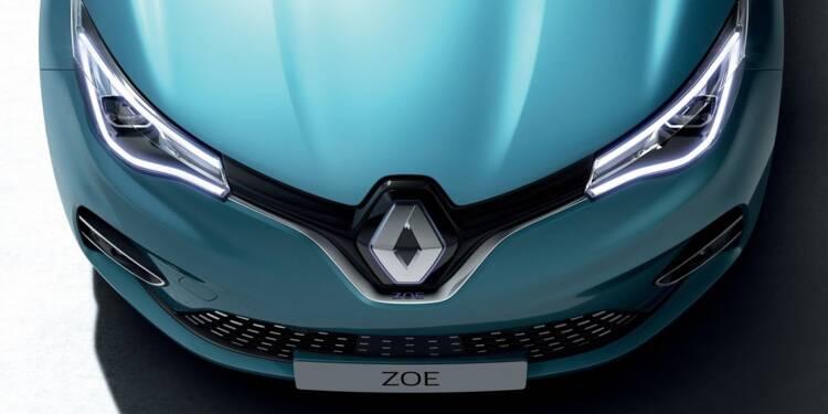 Renault dans le rouge pour la première fois depuis 2009
