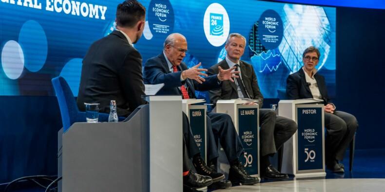 Le plan à 100 milliards de l'OCDE pour taxer les multinationales