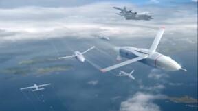 L'US Air Force développe des essaims de drones militaires