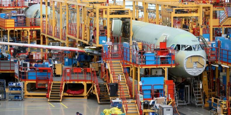 Grâce à son succès, Airbus va encore augmenter ses cadences de production