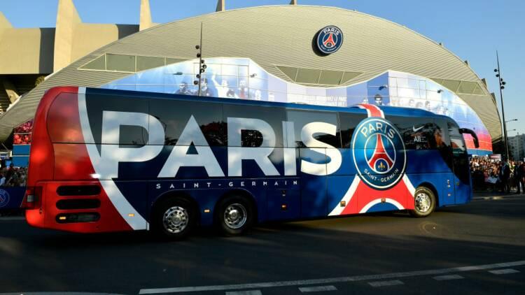 Le PSG se rend à Dijon en avion, son bus fait l'aller-retour à vide
