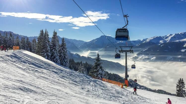 Tunnel skiable, 64 hectares de pistes : ce mégaprojet de station de ski en Autriche provoque la polémique